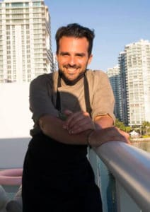 Benjamin Kalifa, French Private Chef in Miami, Kosher speciality
