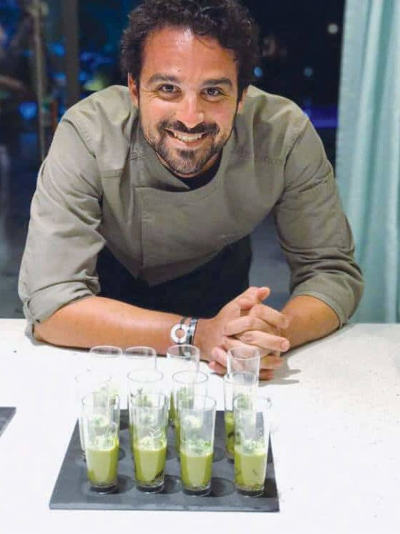 Benjamin Kalifa, Private French Chef in Miami, Kosher Chef in Miami